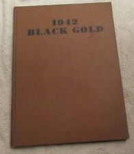 1942 Walker County High School Yearbook Jasper Alabama The Black & Gold