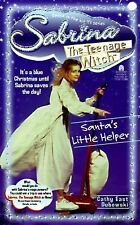 #5 Sabrina THE TEENAGE WITCH New KIDS Book WITCHCRAFT Santa's Little Helper TV