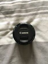 Canon ef 50mm F/1.8 II Lente Perfecto Estado £ 0.99 Start-Sin Reserva