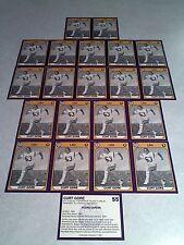 *****Curt Gore*****  Lot of 21 cards / LSU