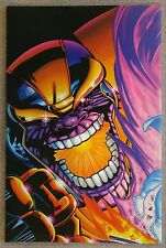 **X-man & The Hulk Annual 1998 #1** GUARDIANS OF THE GALAXY! Vs. THANOS!! VF+