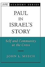 Paul in Israel's Story: Self and Community at the Cross (AAR Academy S-ExLibrary