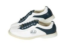 Linds Men's CPS MENS BLUE/WHITE RH ONLY  Bowling Shoes size  10    NEW IN BOX