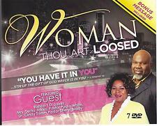 Woman Thou Art Loosed WTAL 2012 You Have it in You - 7 Dvd  by Bishop T.D. Jakes