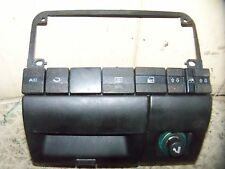 1997-1999 VOLKSWAGEN JETTA CLIMATE CONTROLS & ASHTRAY/POWER OUTLET & SWITCHES,,
