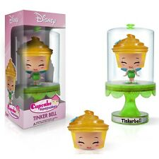 "Funko Disney TINKERBELL 6"" CUPCAKE FIGURE & DISPLAY STAND & REMOVABLE PARTS"