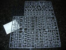 40k Adeptus Astartes / Space Marine Tactical Squad (10 figures; new on sprue)