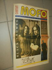 MOFO 09 (1/93) BLACK CROWES BERBERIAN SOFT PARADE DICK ANNEGARN ED KUEPPER CELL
