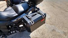 Carry Straps for Motorcycle Hard Saddle Bags - Custom Made!