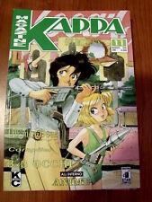 KAPPA MAGAZINE n°11 1993 - 3x3 Occhi  - Star Comics  [G.370E]