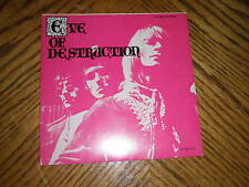 "MAD HATTERS / ""Eve Of Destruction b/w Dancing With The Dead"" ~ 45 RPM ~ NR MINT"
