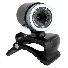 USB 50MP HD Webcam Web Cam Camera with MIC & Clip for Computer PC Laptop Desktop
