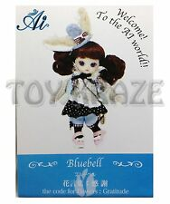 JUN PLANNING AI BALL JOINTED DOLL BLUEBELL A-735 FASHION PULLIP GROOVE INC NEW!