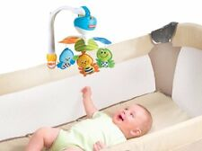 Baby Crib Musical Mobile Electronic Music Song Colorful Animal Toy Nursery Gift