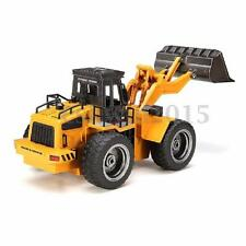1/14 Radio Controlled RC Front Loader Bulldozer Car Truck Toy Tractor 6 Channels