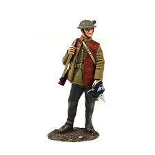 BRITAINS SOLDIERS 23111 - 1916-18 British Infantry Standing with Souvenir WW1