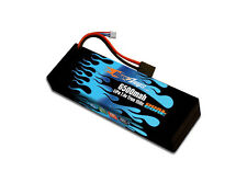 Maxamps Hard Case Race Edition LiPo 6500 2S 7.4v Dual Core Battery Pack