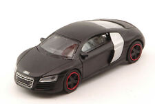 Audi R8 Concept Black (Schuco Quality) 1:64 Model EDITORIA
