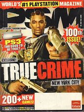 PSM August 2005 True Crime New York City, Socom 3  VG 070816DBE2