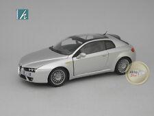 p Alfa Romeo Brera Silver - Hongwell/Cararama - 1:24 - HO492419SI /p