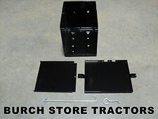 NEW COMPLETE BATTERY BOX with HARDWARE for Farmall CUB, Cub LOBOY Tractors