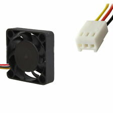 3 Pin 40mm Computer Cooler CPU Cooling Fan PC DC 12V 40x40x10mm 4cm - UK SELLER