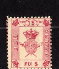 DEH SEDANG 1890's LOCAL STAMP,FRENCH INDOCHINA,INDO - CHINA,CHINE,VFM