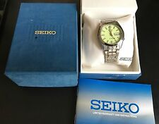 SEIKO  AUTOMATIC 7S26-03B0 JAPAN MADE 21 JEWELS  DIAL MEN'S WATCH Pre owned