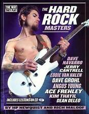 The Hard Rock Masters: The Way They Play, New, Maloof, Richard, Newquist, H. P.