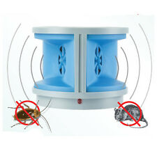 Powerful ATTACKWAVE Pest Repeller - Rats Mice Rodents Ants Spiders Cockroaches