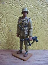 FIGURINE DEL PRADO ALLEMAGNE SOUS OFFICIER AFRIKAKORPS 1942 WWII GERMANY