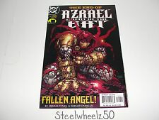 Azrael Agent Of The Bat #100 DC Comics 2003 Death Of Azrael FINAL ISSUE O'Neil