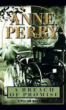 A Breach of Promise by Anne Perry (William Monk)  (1999, Paperback) 8988