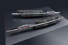 BMW M 3-Series E46 LCIFacelift LED Black Side Marker Lights Turn Signals Blinker