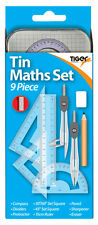 TIGER SCHOOL OF MATHS SET IN A TIN - 9 PIECES