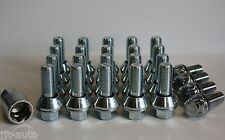 M14 x 1,5 oscilación conversión Rueda pernos de extremos y bloqueo de ajuste Volvo S60 S80 V60 V70