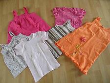 H&M Bob der Bär C&A ... 5 Shirts 1 Kleid Gr. 116 TOP KU3