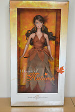 2006 silver label dream seasons je rêve d'automne barbie
