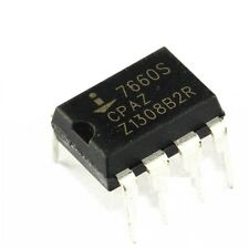 10 PCS ICL7660SCPA ICL7660 DIP-8 Super Voltage Converter NEW