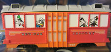 Disney DCA Red Car Trolley Sculpture Box Only LE250 Clarabelle Horace Goofy