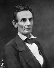 New 8x10 Photo: Mary Todd Lincoln's Favorite Portrait of Abraham Lincoln