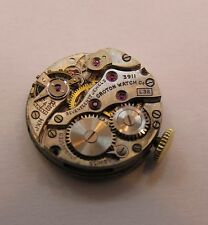 VINTAGE LADIES CROTON WRISTWATCH MOVEMENT CALIBER L32