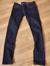mens HOLLISTER super skinny jeans - size 32/34 great condition