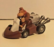 "MARIOKART WII PULL BACK MINI RACERS VER. 2 ""DONKEY KONG ON KART"" GASHAPON TOY"