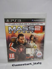 MASS EFFECT 2 (PS3 PLAYSTATION 3) USATO COME DA FOTO