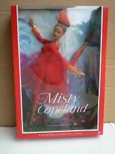 Barbie Collector Misty Copeland Ballerina AA Doll Portrait Selebrity 2015 Mattel
