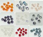 100PCS Multicolor #5000 ROUND CRYSTAL BEADS 6MM