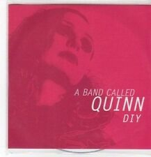 (AW413) A Band Called Quinn, DIY - DJ CD
