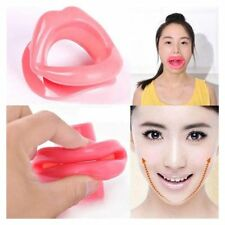 Mouth Silicone Beauty Slimmer Tightener Face-lift Device Muscle