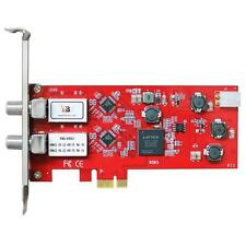 TBS 6902 DVB-S2 Dual Tuner HD Satellite PCIe Card Replacement For 6982 SE